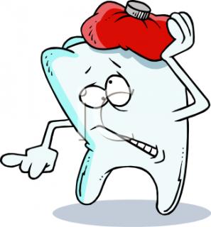 Truyện Gấu con bị đau răng