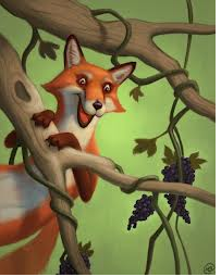 Truyện ngụ ngôn con cáo và chùm nho