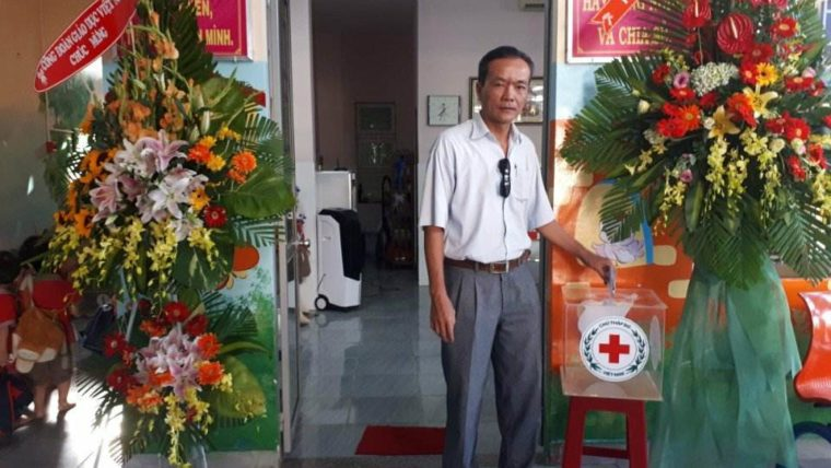 Tổng kết chương trình quyên góp ủng hộ đồng bào miền trung bị lũ lụt tháng 12/2017