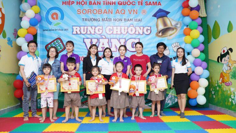 """Hội thi """" Rung Chuông Vàng"""" ngày 18 tháng 01 năm 2021."""